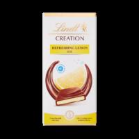 Lemon bar chocolate