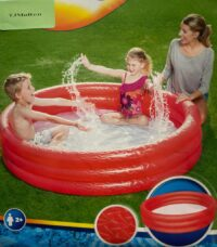 3 layers swimming paddling pools